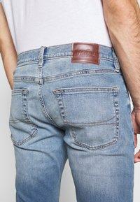 Hollister Co. - Jeans Skinny Fit - dark blue denim - 3