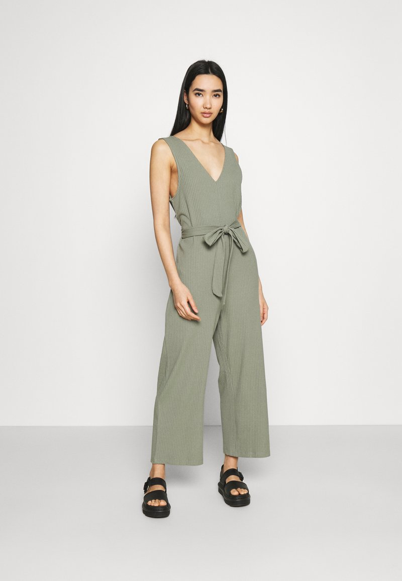 Monki - Jumpsuit - green