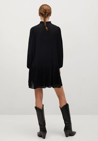Mango - SOFIA - Shirt dress - noir - 2