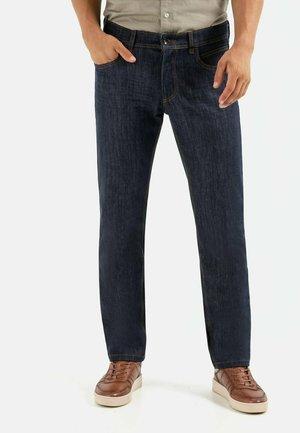 Straight leg jeans - night blue