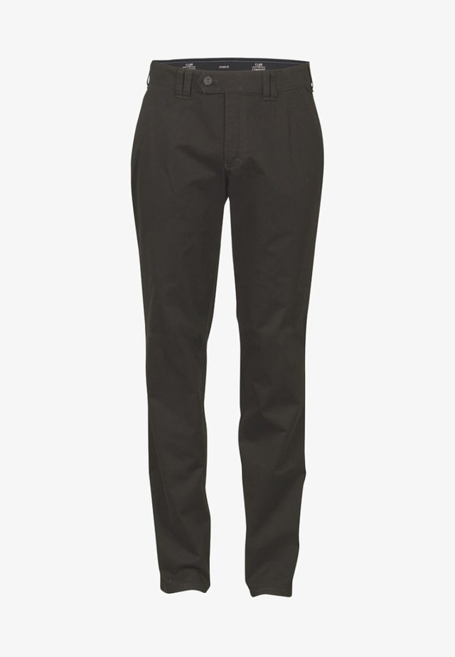 DENVER - Trousers - black