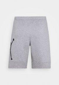 Jordan - JUMPMAN AIR  - Pantalones deportivos - carbon heather/black - 1