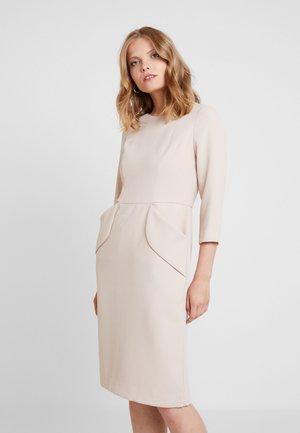 DRESS - Cocktail dress / Party dress - nude