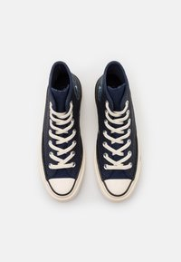 Converse - CHUCK 70 - High-top trainers - midnight navy/sea salt blue/egret - 5