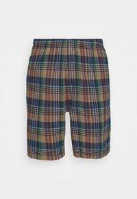 BDG Urban Outfitters - CHECK DRAWSTRING - Shorts - khaki - 4