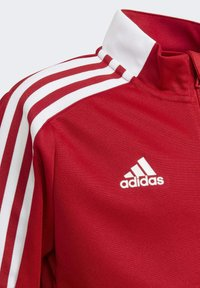 adidas Performance - IRO 21 TRACK TOP - Training jacket - red - 3