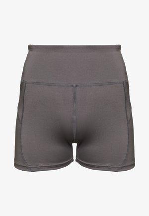 BOOTY SHORT - Medias - smoky grey