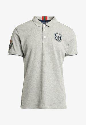 FAROE - Polo shirt - grymel/nav