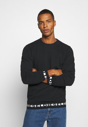 UMLT-WILLY SWEAT-SHIRT - Sweatshirt - black