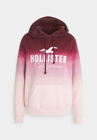 Hollister Co. - TECH CORE  - Sweatshirt - red ombre - 4