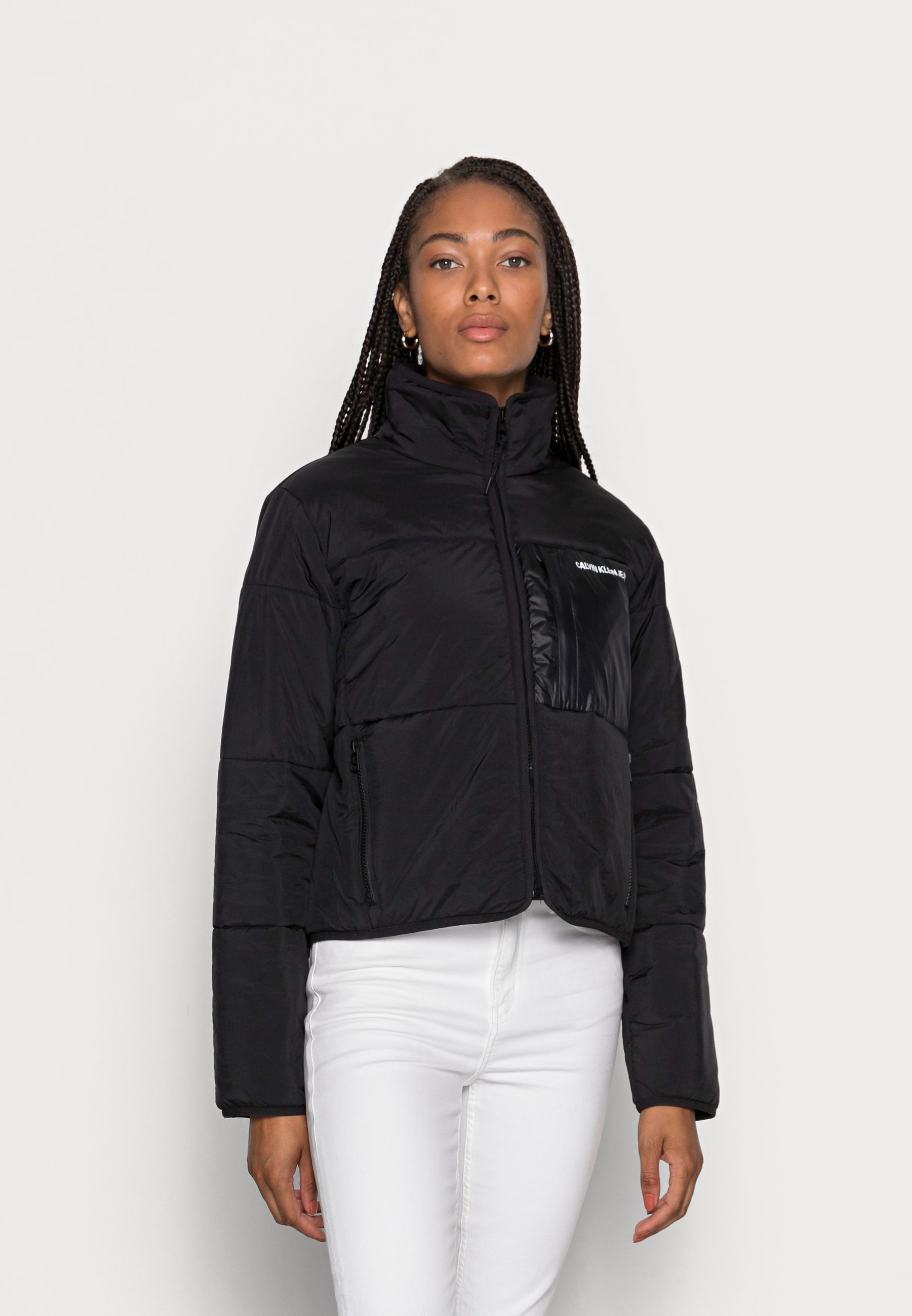 Women SHORT LINER JACKET - Light jacket
