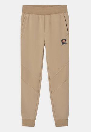 DAZONI UNISEX - Teplákové kalhoty - light brown