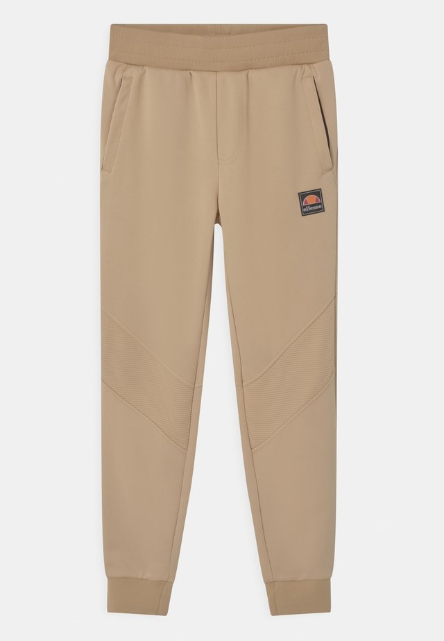 DAZONI UNISEX - Trainingsbroek - light brown