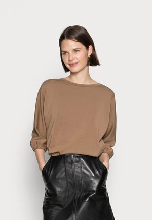 GOMIN - Long sleeved top - maple