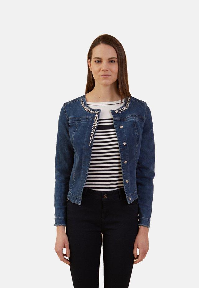 Giacca di jeans - blu