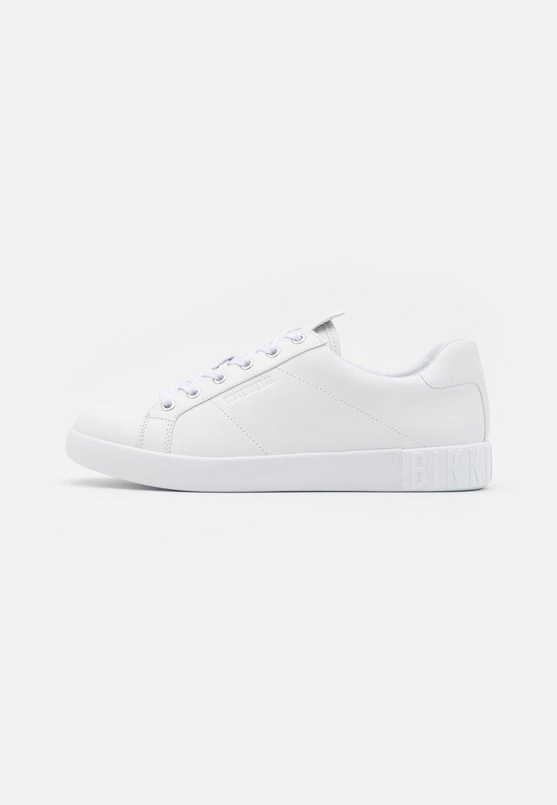 Bikkembergs - SHIERAN - Sneakersy niskie - white