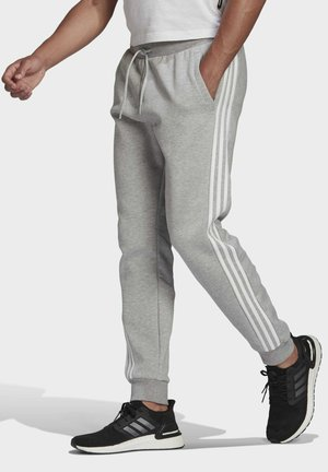 ADIDAS SPORTSWEAR 3-STRIPES SWEAT TRACKSUIT BOTTOMS - Tracksuit bottoms - grey