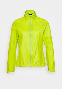 LÖFFLER - BIKE JACKET AERO POCKET - Windbreaker - light green - 4