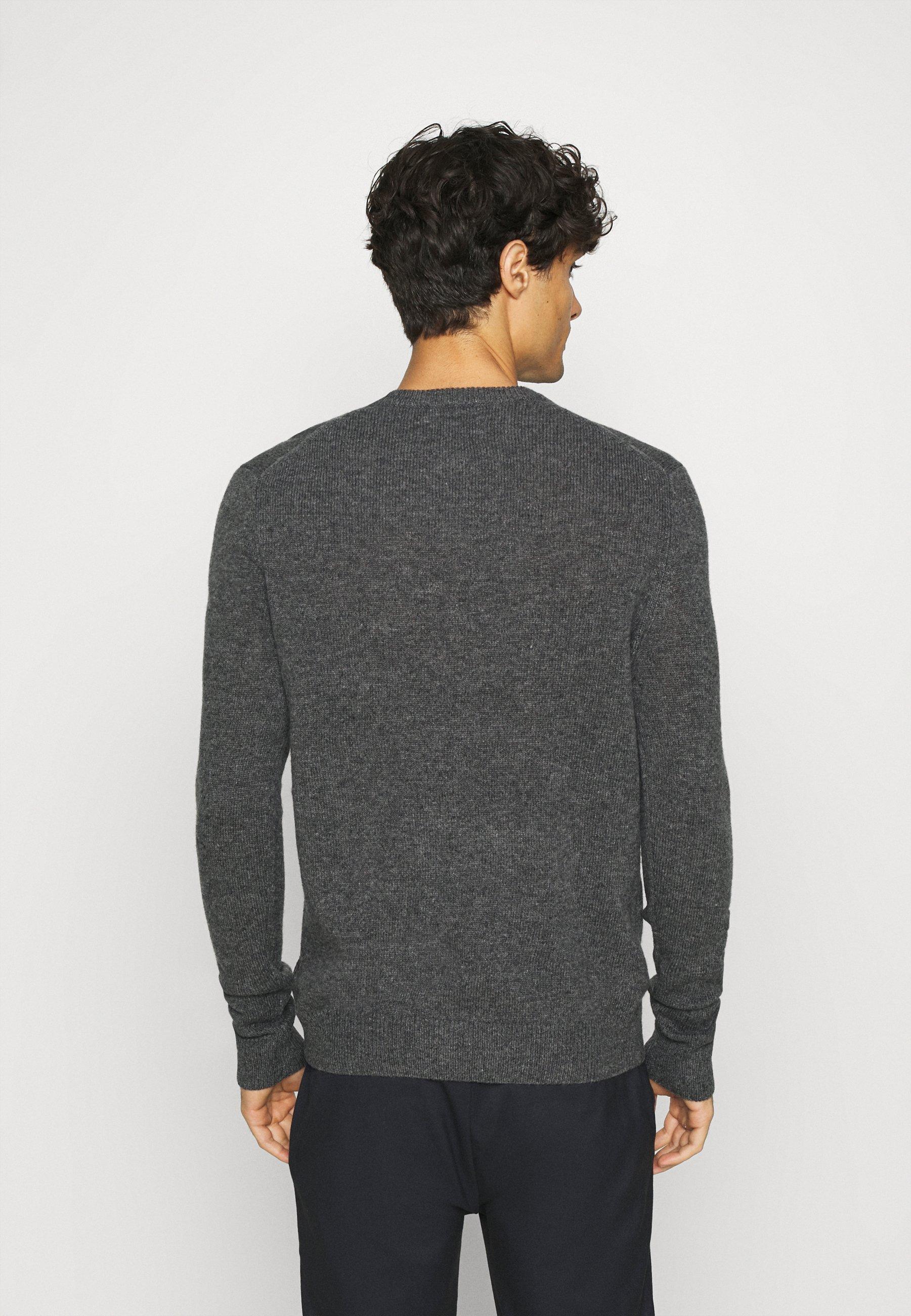 Nike Sportswear CLUB HOODIE - Luvtröja - black/svart - Herr Vinterkläder h6P7Q