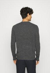 Farah - ROSECROFT - Stickad tröja - farah grey - 2