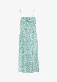 PULL&BEAR - Day dress - blue - 5