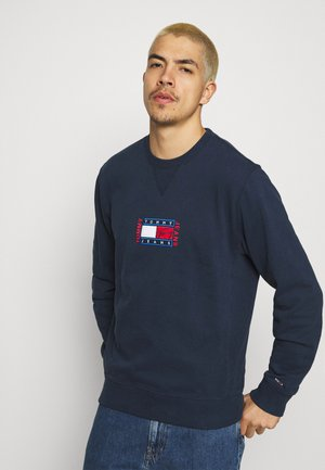 TIMELESS CREW  UNISEX - Sweatshirt - twilight navy