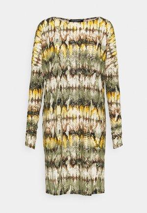 NICE DRESS - Jersey dress - army