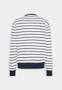 Polo Ralph Lauren - MAGIC - Mikina - white/cruise navy - 7