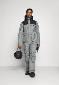 COLOURWEAR - TILT PANT - Snow pants - grey - 1