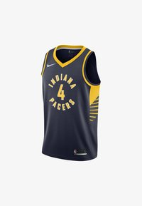 Nike Performance - MYLES TURNER ICON EDITION SWINGMAN  INDIANA PACERS - Fanartikel - blue, yellow - 0