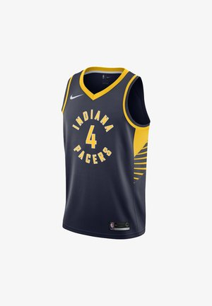 MYLES TURNER ICON EDITION SWINGMAN  INDIANA PACERS - Club wear - blue, yellow