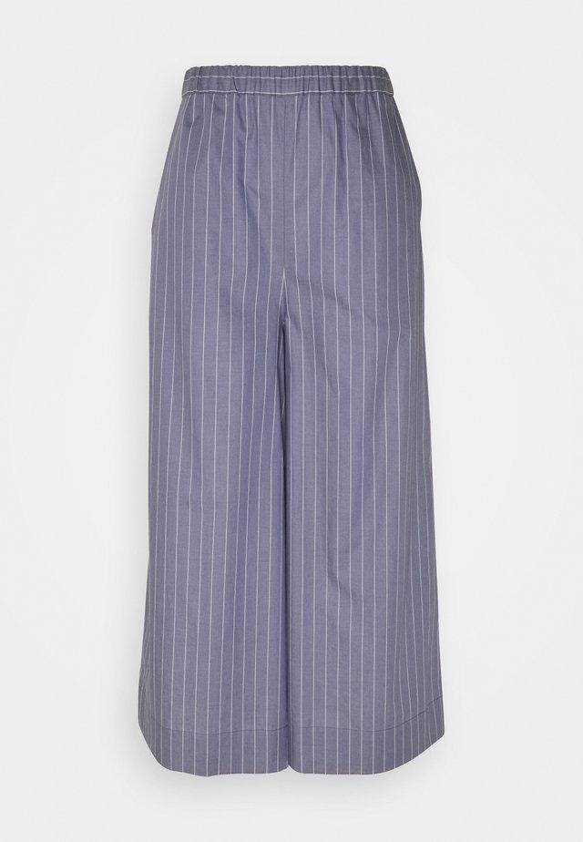 FOGLIA - Trousers - lichtblau