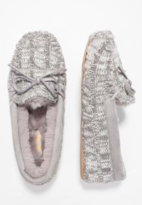 flip*flop - LOAFER - Pantuflas - grey - 3