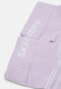 Skechers - BASIC QUARTER VENTILATION 8 PACK - Socks - pastel lilac - 1