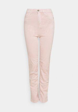 SOPHIA STRAIGHT - Straight leg jeans - light pink