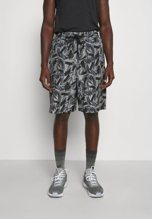 CONTEMPORARY CARGO SHORT - Pantaloncini sportivi - black/grey