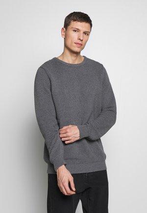 THE ORGANIC PLAIN - Jersey de punto - light grey