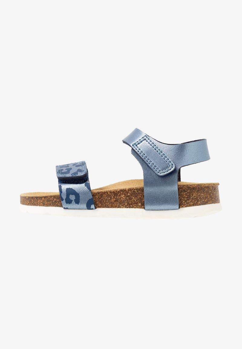 Superfit - Sandály - blau