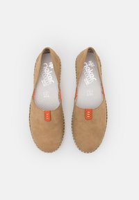 Rieker - Slippers - sand/orange - 5