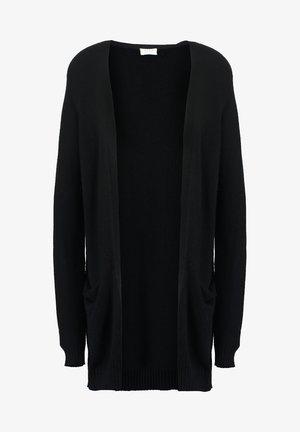 VIRIL OPEN CARDIGAN  - Cardigan - black