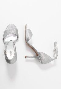 MICHAEL Michael Kors - MALINDA - High heeled sandals - silver - 3