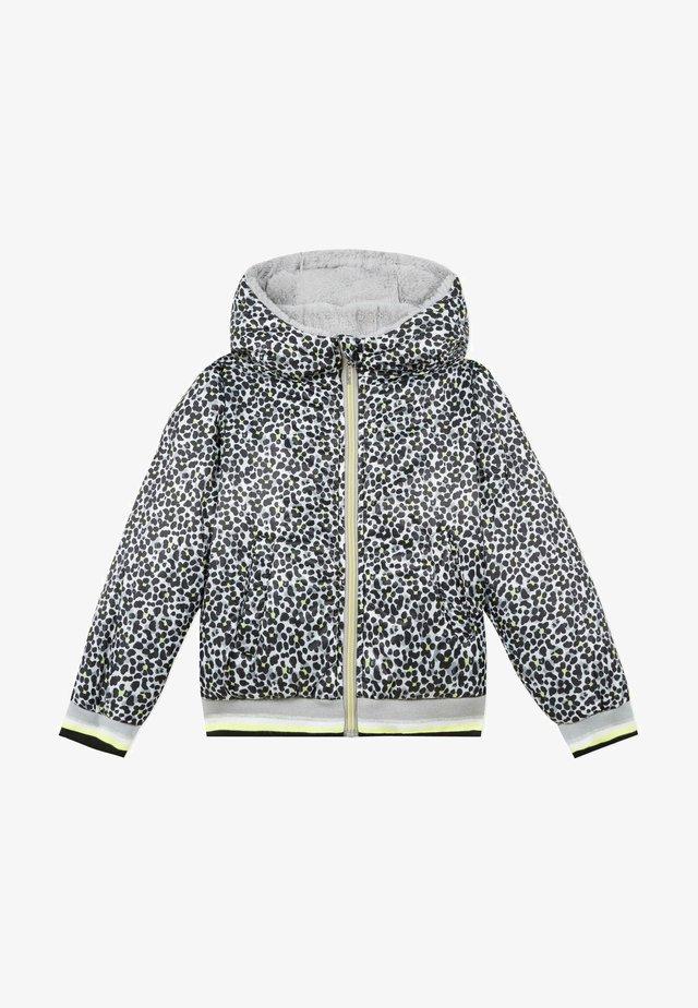 Abrigo de invierno - charcoal grey