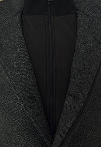 Esprit - STAND - Classic coat - anthracite - 3