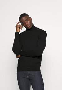 Zign - Jumper - black - 0