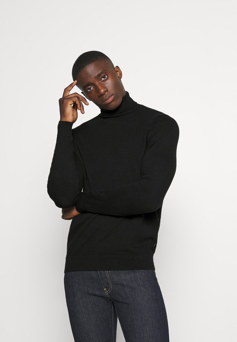 Zign - Pullover - black