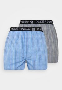 Lousy Livin Underwear - BRIEFS 2 PACK - Boxer shorts - bamboo - 0