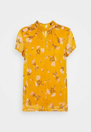 VMZALLIE  - Print T-shirt - chai tea/zallie