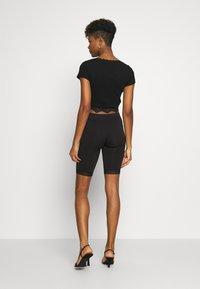 Noisy May - NMNAYA - Shorts - black - 2