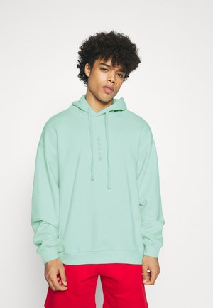 UNISEX - Sweat à capuche - teal