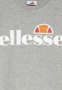 Ellesse - MALIA - Print T-shirt - grey marl - 3